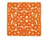 Gedy Margherita Shower Mat Zesty Orange 975151-P4